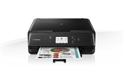 Canon PIXMA TS6050 - PSC / Wi-Fi / AP / WiFi-Direct / Duplex / PictBridge / 4800x1200 / USB black