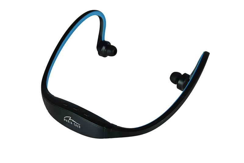 3MOTION BT - Sport Bluetooth 3.0 headset with a built-in microphone,