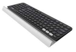 Logitech® K780 Multi-Device Wireless Keyboard - DARK GREY/SPECKLED WHITE - US INT'L - INTNL