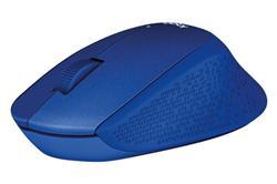 Logitech® Wireless Mouse M330 SILENT PLUS - EMEA - BLUE