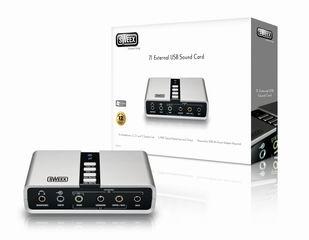 Sweex Externí zvuková karta 7.1 USB 2.0