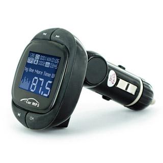 4World Transmiter FM FRESH - USB/SD/MMC/Audio | 1.4'' | 12/24V