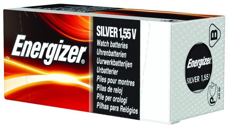 Baterie do hodinek (knoflíková baterie), ENERGIZER, 364SP, 20ks