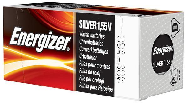 Baterie do hodinek (knoflíková baterie), ENERGIZER, 394/380