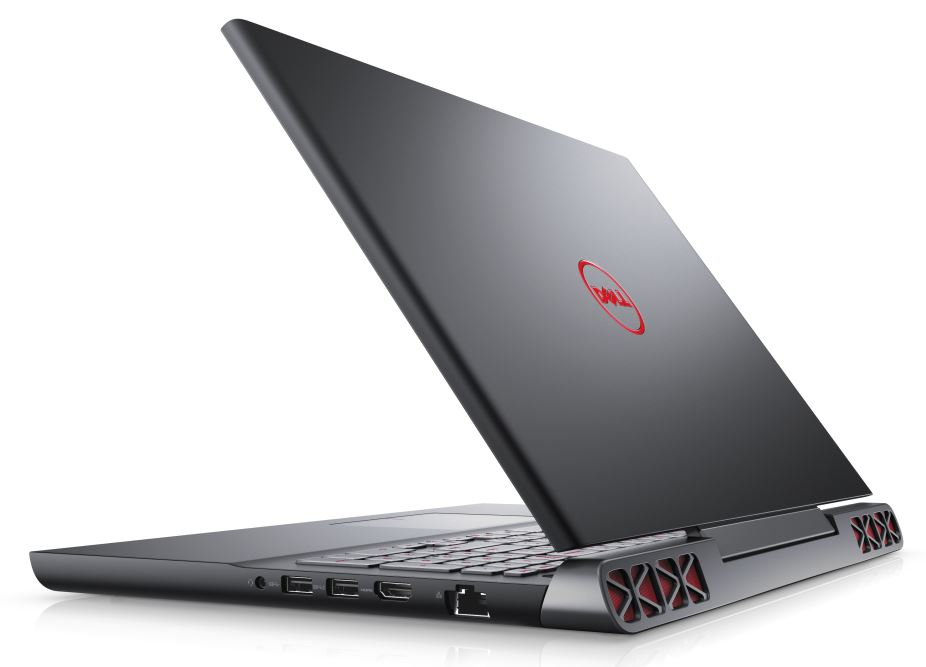 "Dell Inspiron 7566 15"" FHD i5-6300HQ/8GB/256GB SSD/GTX 960M-4G/MCR/HDMI/W10/2RNBD/Černý"