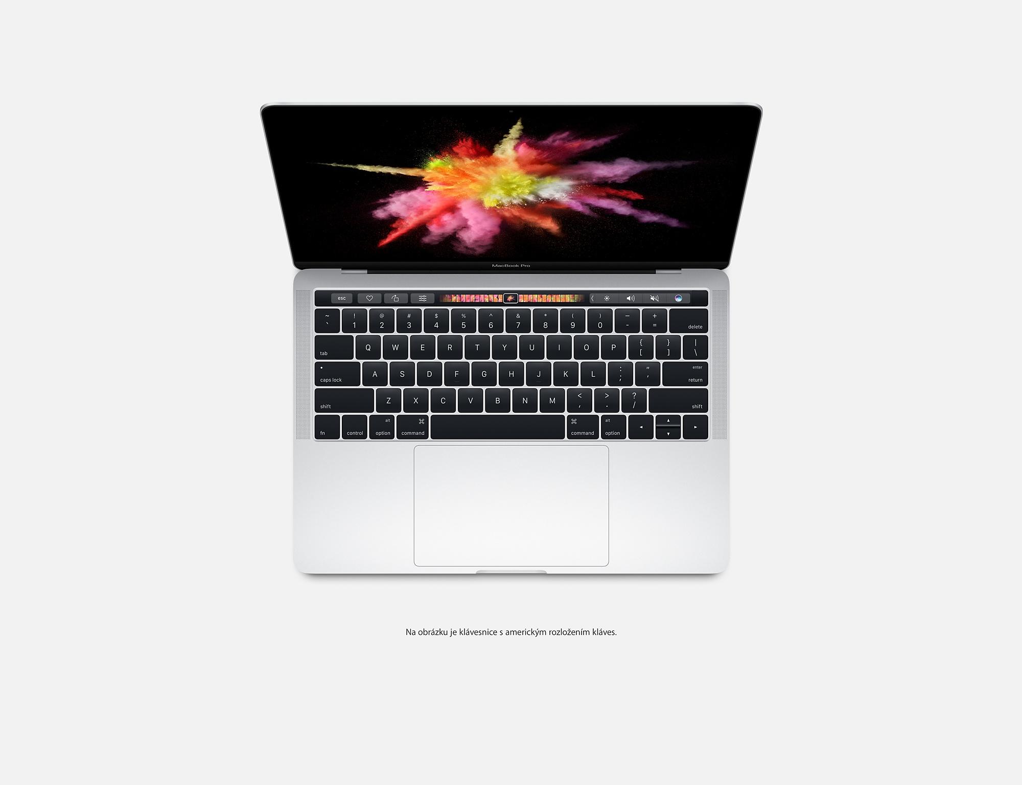 MacBook Pro 13'' i5 2.9GHz/8G/256/TB/SK/Silver