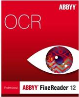 ABBYY FineReader 12 Professional / ESD / CZE