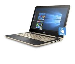 HP Pavilion x360 13-u002nc, i3-6100U dual, 13.3 FHD Touch, Intel HD, 4GB DDR4 1DM, 500GB 5.4+8GB, W10, Touch/Modern Gold