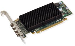 MATROX M9148 1GB, 4xMiniDP (4xDP/4xDVI), PCI-Express x16, low profile, retail