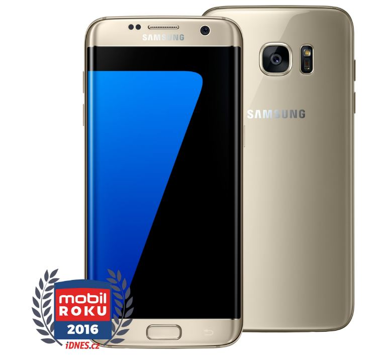 Samsung Galaxy S7 Edge SM-G935 32GB, Gold