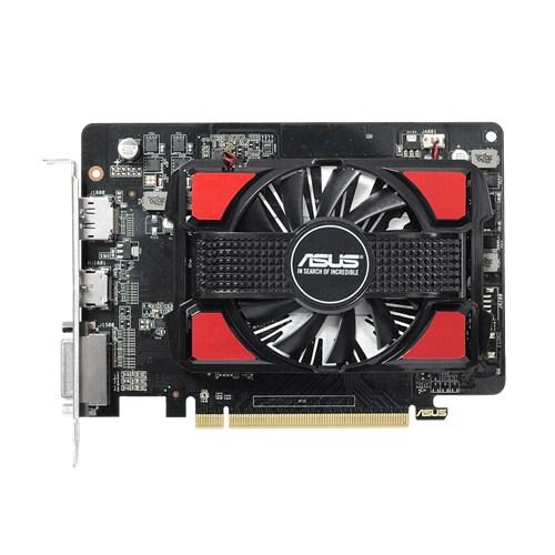 ASUS Radeon R7 250, 1GB GDDR5 (128 Bit), HDMI, DVI, DP