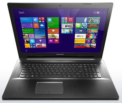 "Lenovo B71-80 i5-6200U/4GB/8GB+500GB SSHD/DVD-RW/HD Graphics/17,3""HD+ matný/Win10PRO/grey"
