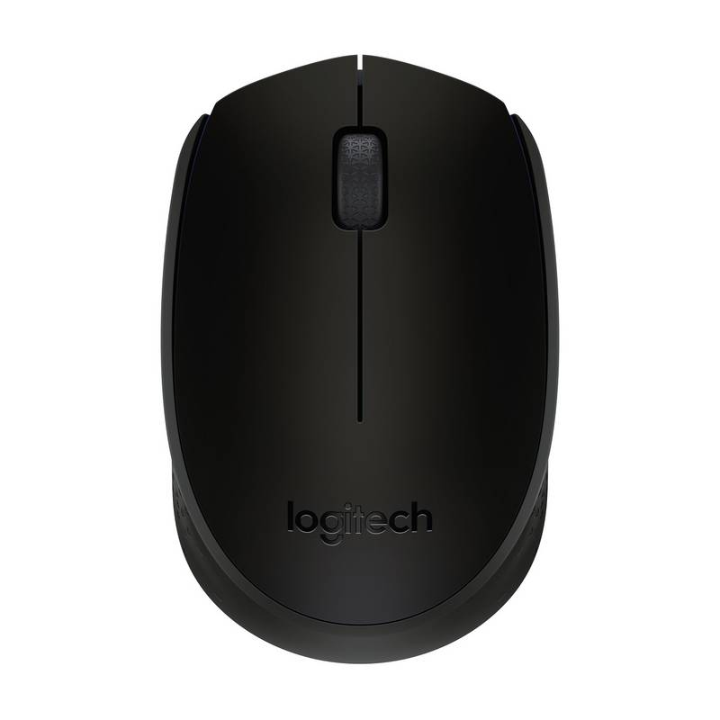 myš Logitech Wireless Mouse B170 black