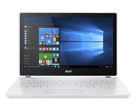 "Acer Aspire V 13 (V3-372-54WK) i5-6267U/4GB+4GB/256GB SSD+N/Iris Graphics 550/13"" FHD IPS LED/BT/W10 Home/White"