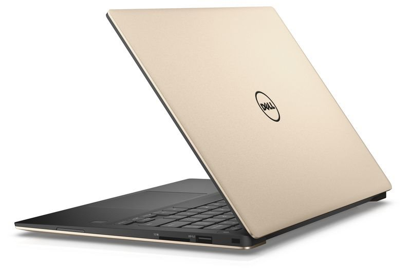"DELL Ultrabook XPS 13 (9360)/i7-7500U/8GB/256GB SSD/Intel HD 620/13,3""/QHD+/BT/CAM/Win 10 MUI/Zlatý/Swarovski Edition"