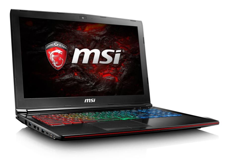 "MSI GE62MVR 7RG-008CZ Apache Pro/i7-7700HQ Kabylake/16GB/256GB SD+1TBHDD 7200 ot./DVDRW/GTX1070 8GB/15.6"" FHD/Win10"