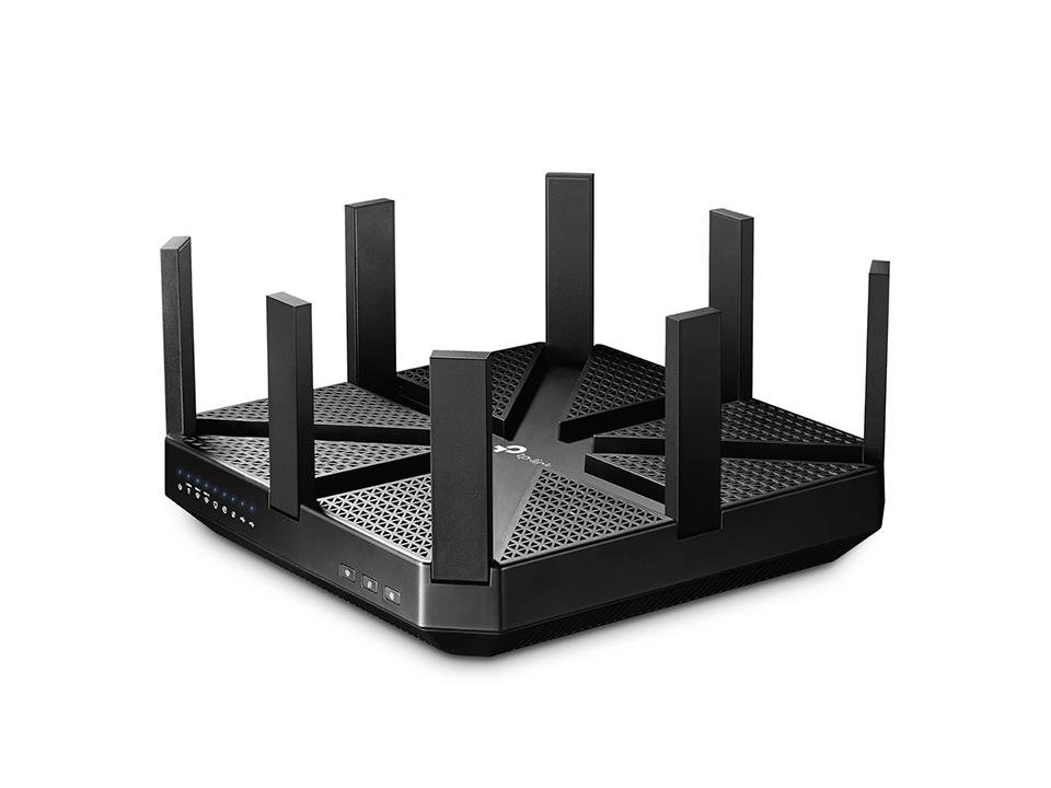 TP-Link Archer C5400 Tri band AC5400 802.11ac Gigabit router 4xLAN, USB 3.0, USB