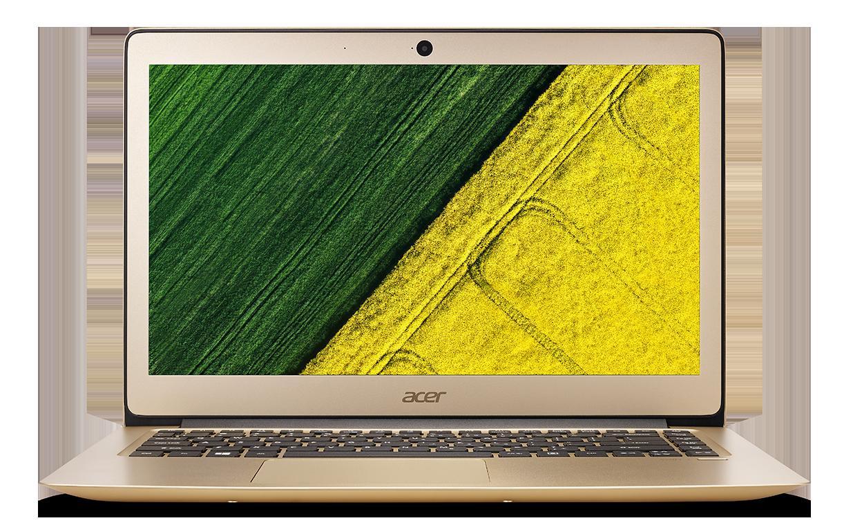 Acer Swift 3 14/i3-7100U/4G/256SSD/W10 zlatý