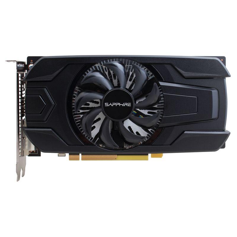 Sapphire RX 460 2GB (128) aktiv D H DP OC2 D5