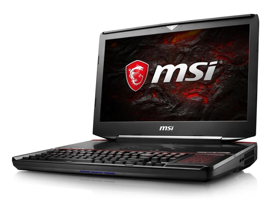 """MSI GT83VR 7RE-086CZ Titan SLI/ i7-7820HK Kabylake/32GB/2x128GB SSD+1TB HDD/2x GTX1070, 8GB/BDRW/18,4"""" FHD/ W10"""