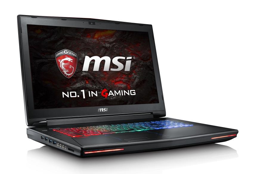 """MSI GT72VR 7RE-447CZ Dominator Pro/i7-7700HQ Kabylake/16GB/256GB SSD + 1TB HDD 7200/Blu-ray/GTX 1070 8GB/17,3""""FHD/Win10"""