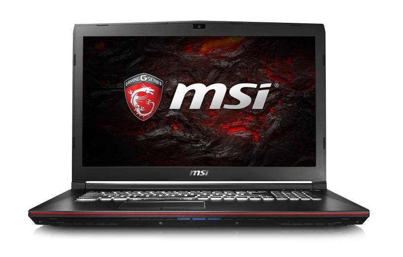 "MSI GP72 7RD-025XCZ Leopard/i5-7300HQ kabylake/8GB/1TB HDD 7200 ot/DVDRW/ GTX 1050, 2GB/17,3""FHD/bez OS"