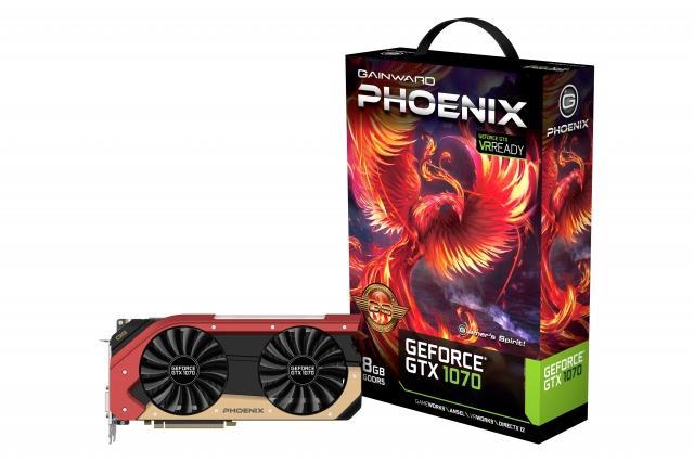 "GAINWARD GeForce GTX 1070 Phoenix ""GS"" 8GB GDDR5X"