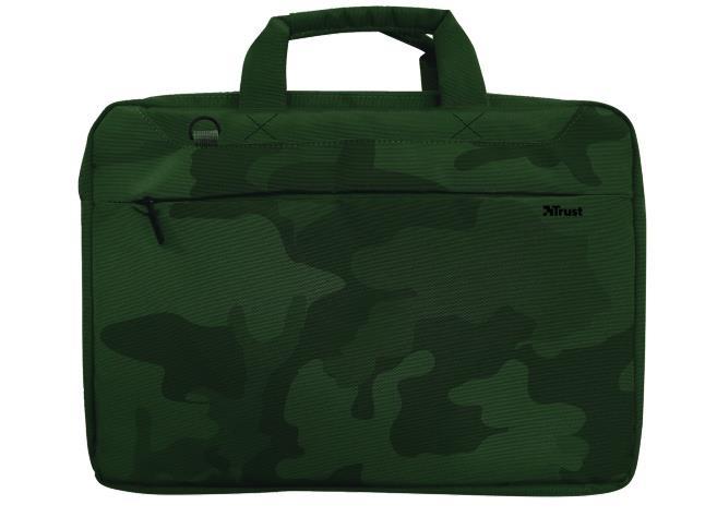 "TRUST Brašna na notebook 13.3"" BARI Carry bag - camouflage"