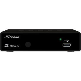 SRT 8114 HD DVB-T PŘIJÍMAČ STRONG
