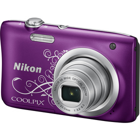 COOLPIX A100 PURPLE LINEART NIKON
