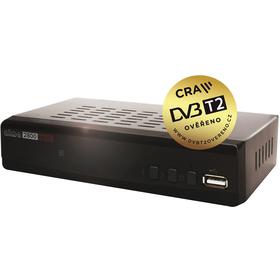 ALMA HD2800 DVB-T2 HEVC PŘIJÍMAČ CERTIF.