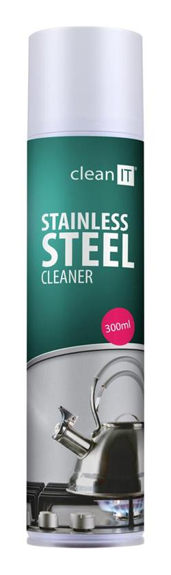 CLEAN IT HOUSEHOLD čistič a leštidlo na nerez