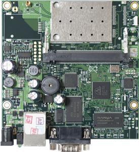 Mikrotik RB411AR 300 MHz, 64MB RAM, RouterOS L4