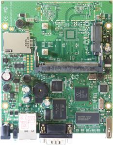 Mikrotik RB411U 300 MHz, 32MB RAM, RouterOS L4