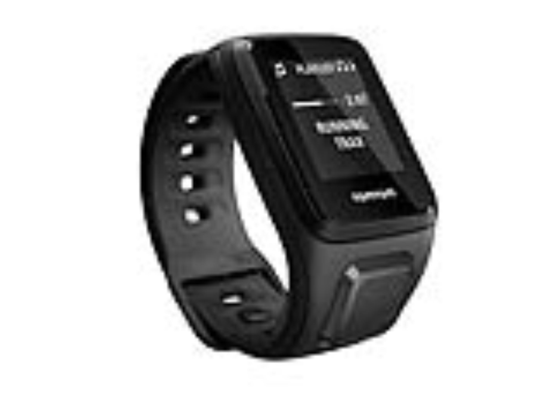 TomTom GPS hodinky Spark Fitness Music (S), černá