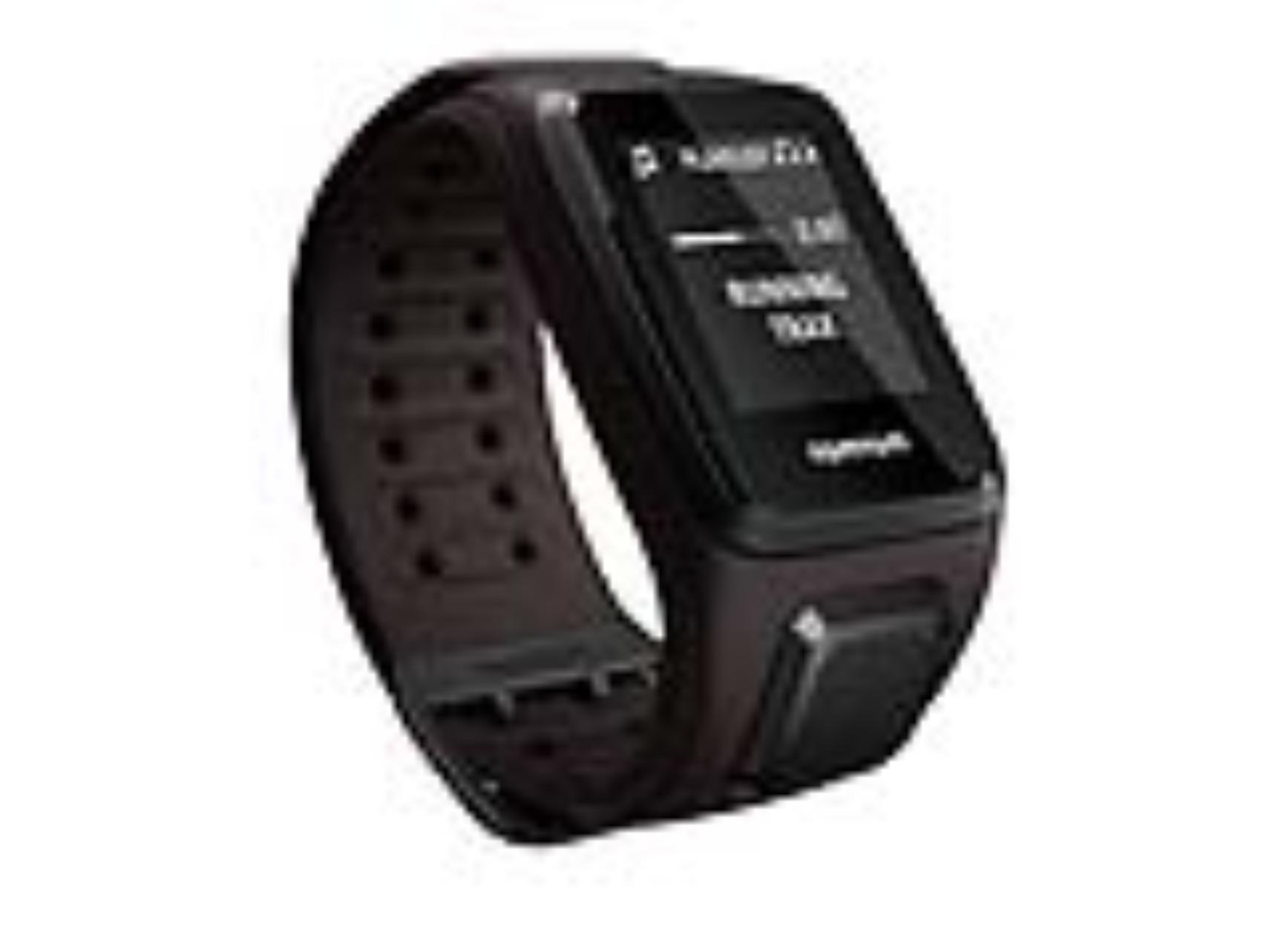 TomTom GPS hodinky Spark Fitness Cardio + Music (L), hnědá