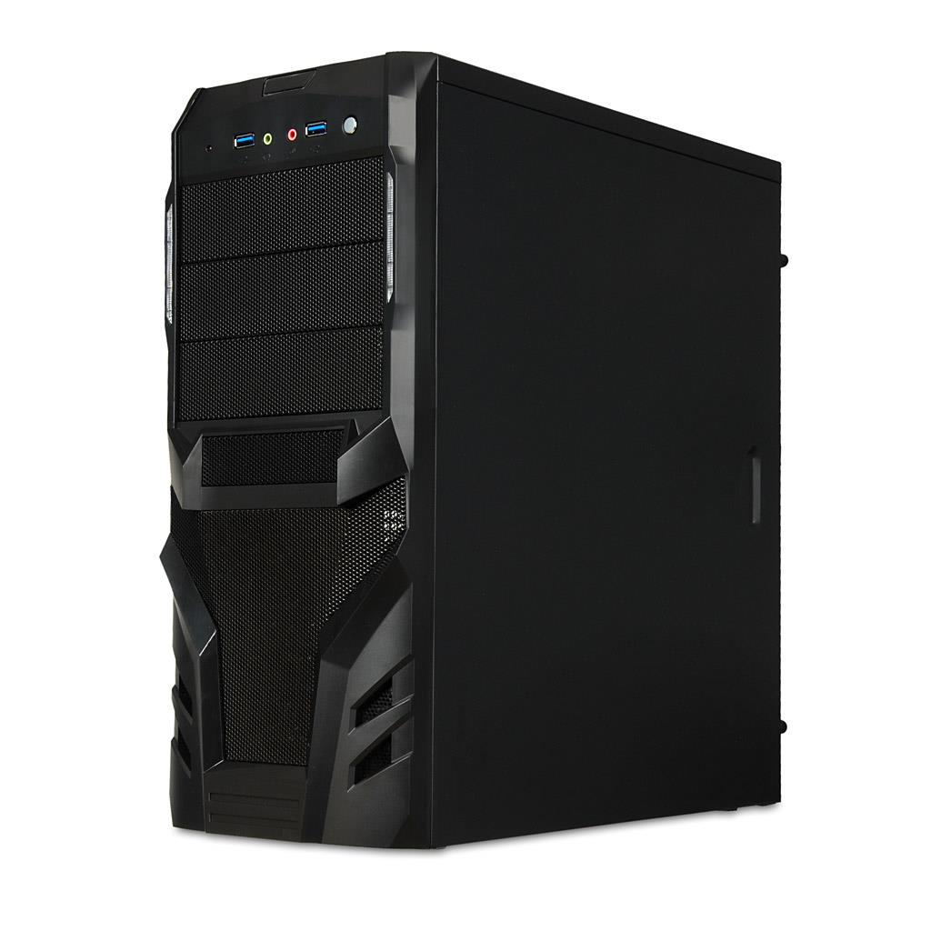 PC skříň I-BOX ERDE CB302 USB3.0/AUD