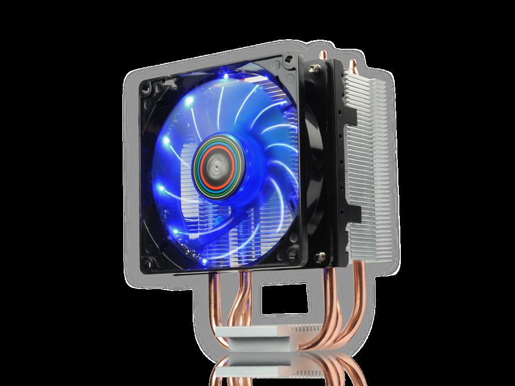 Compact cooler Enermax ETS-N30 II T.B.Apollish Advance