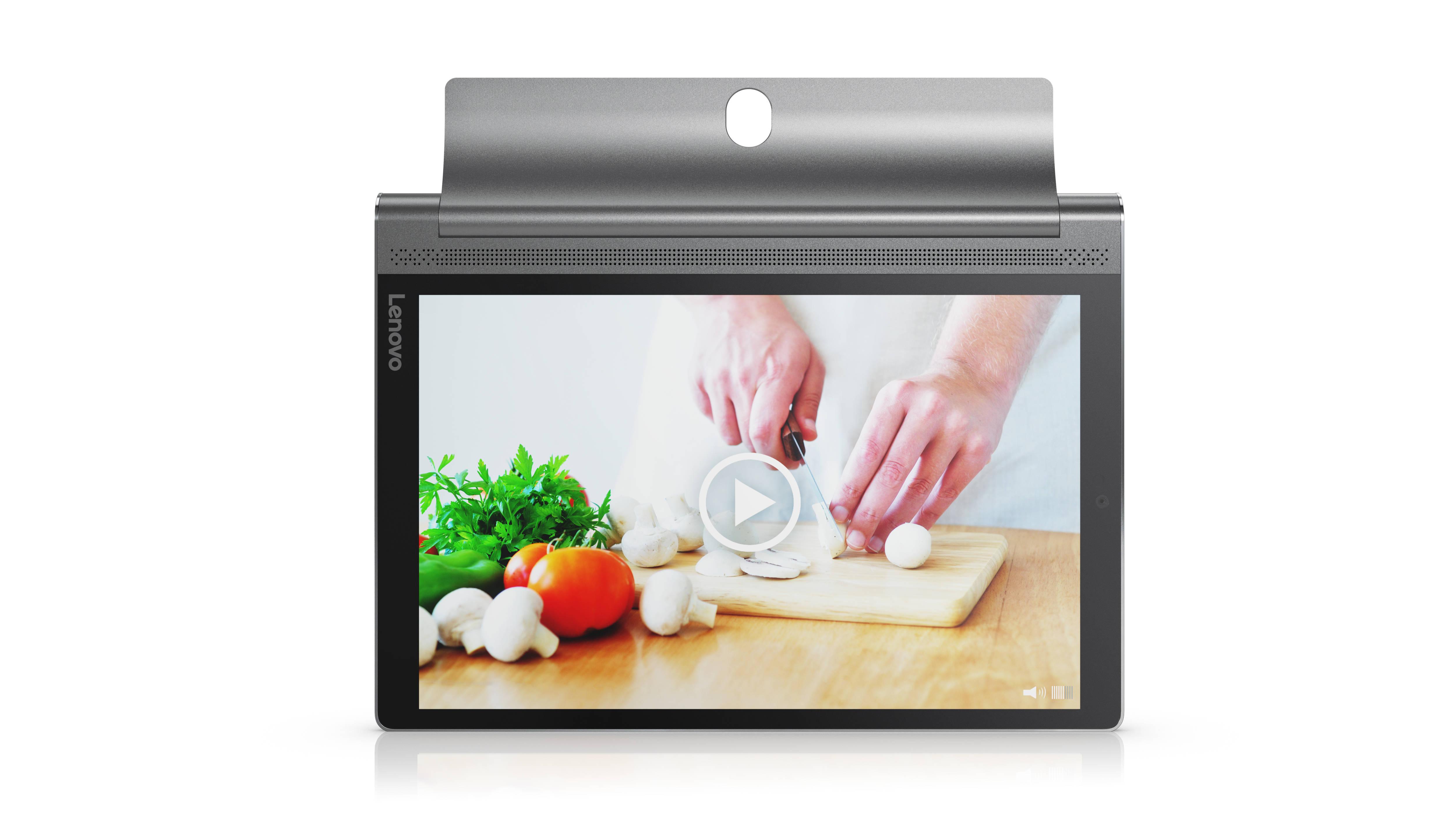 "YOGA Tablet 3 PLUS Snapdragon 1,8GHz/3GB/32GB/10,1"" IPS/2560x1600/Foto 13MPx/Android6.0 černá ZA1N0025CZ"