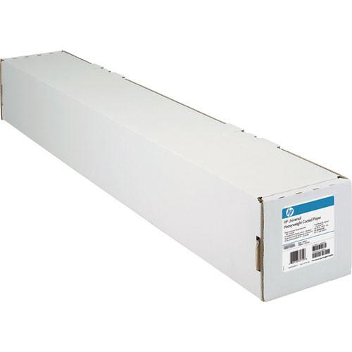 HP Universal Heavyweight Coated Paper-610 mm x 30.5 m (24 in x 100 ft), 33 lb, 131 g/m2, Q1412B
