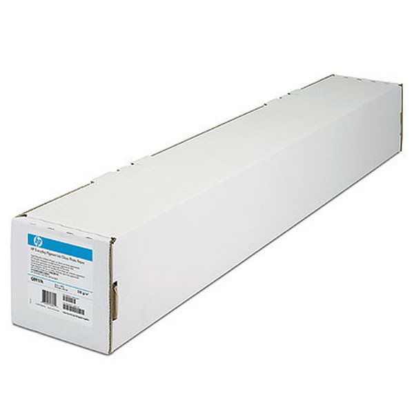 HP Super Heavyweight Plus Matte Paper-914 mm x 30.5 m (36 in x 100 ft), 10.2 mil, 210 g/m2, Q6627B
