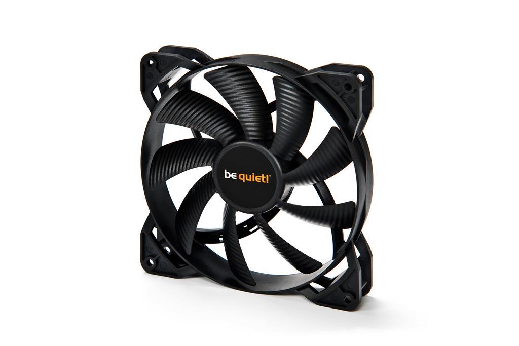 be quiet! Pure Wings 2 120mm PWM fan, 18,5 dBA