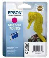 EPSON Ink ctrg Magenta pro RX500/RX600/R300/R200 T0483