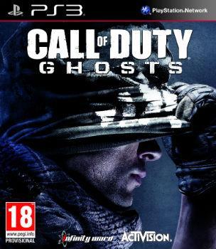 Call of Duty: Ghosts (10) PS3 EN
