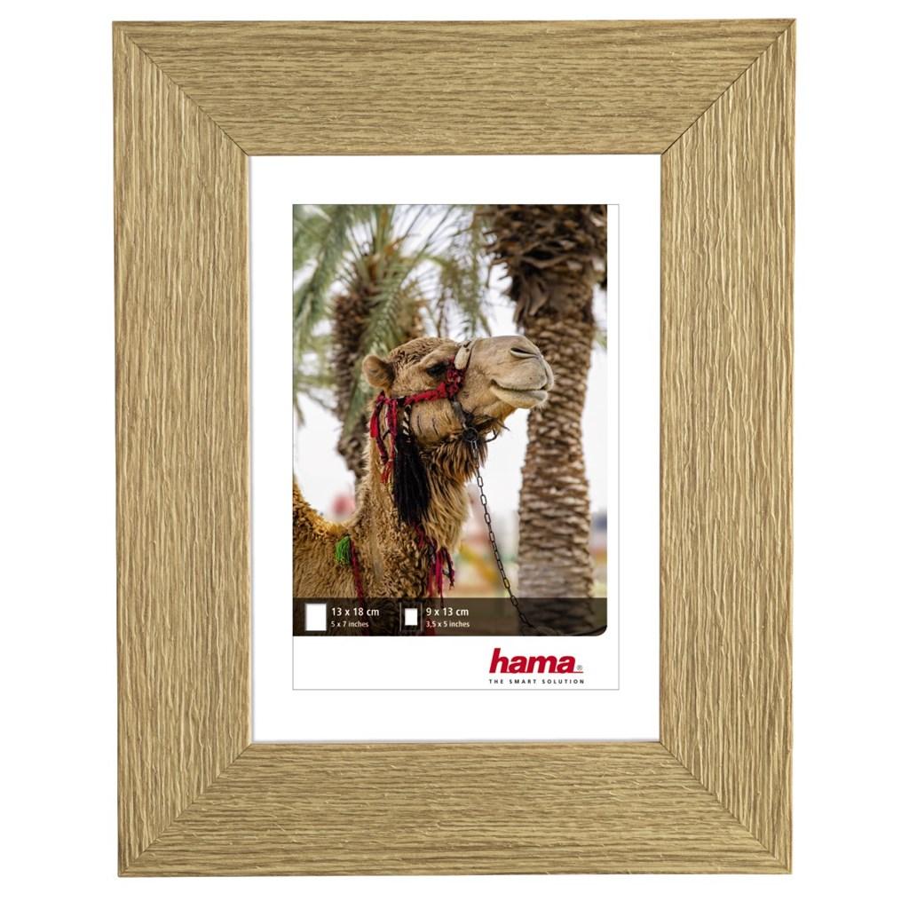 Hama rámeček plastový KAIRO, jasan, 13x18 cm