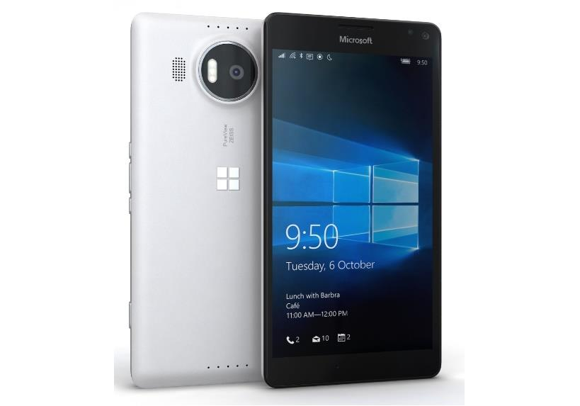 Microsoft Lumia 950 XL White Single Sim