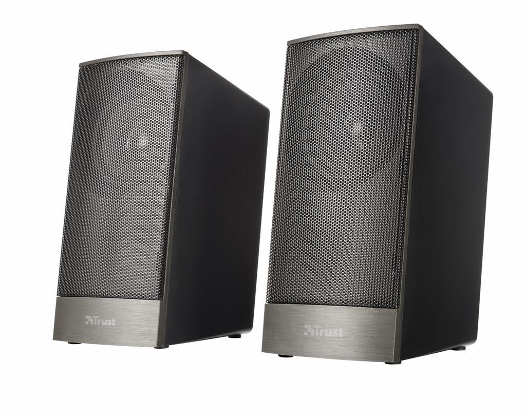 TRUST Reproduktory Ebos 2.0 Speaker Set - black
