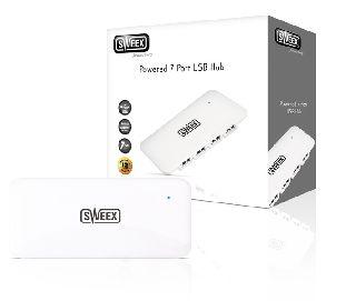 Externi HUB Sweex 7x 2.0 USB