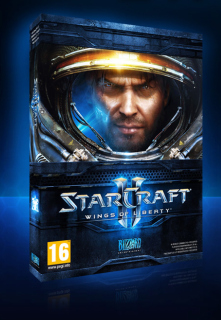 StarCraft 2 Wings of Liberty PC EN
