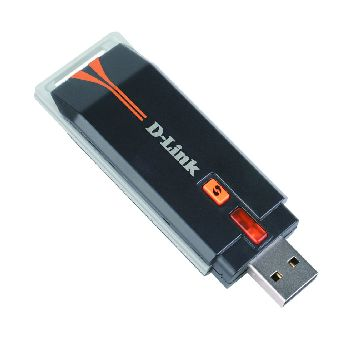 D-Link DWA-125 Wireless 150 USB Adapter